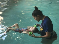 SWIMMING LESSONS IN BELLE GLADE CAMP FLORIDA