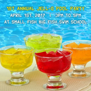 1st Annual Jell-O Pool Party!