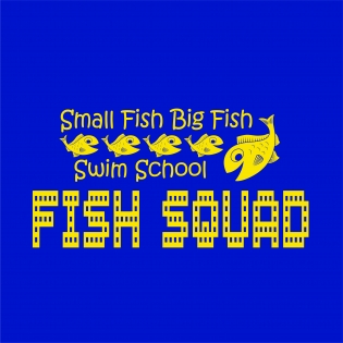 Join Our Swim Team The Fish Squad