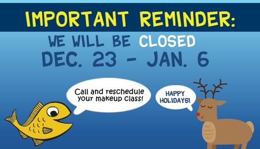 Holiday Closure's