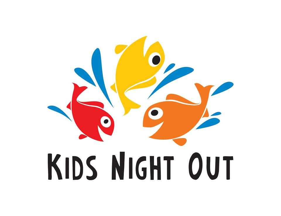 Save the date!!  Kids Night Out November 7th!!