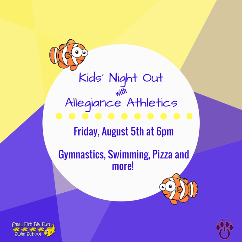 Kids Night Out - Janurary 6th 2017 6:00-9:00 pm