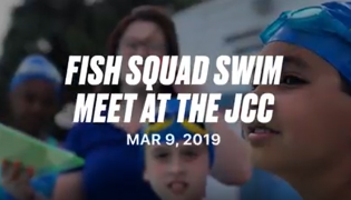 Our Swim Team competing in the South Florida Recreational Swim League at the Boynton Beach JCC