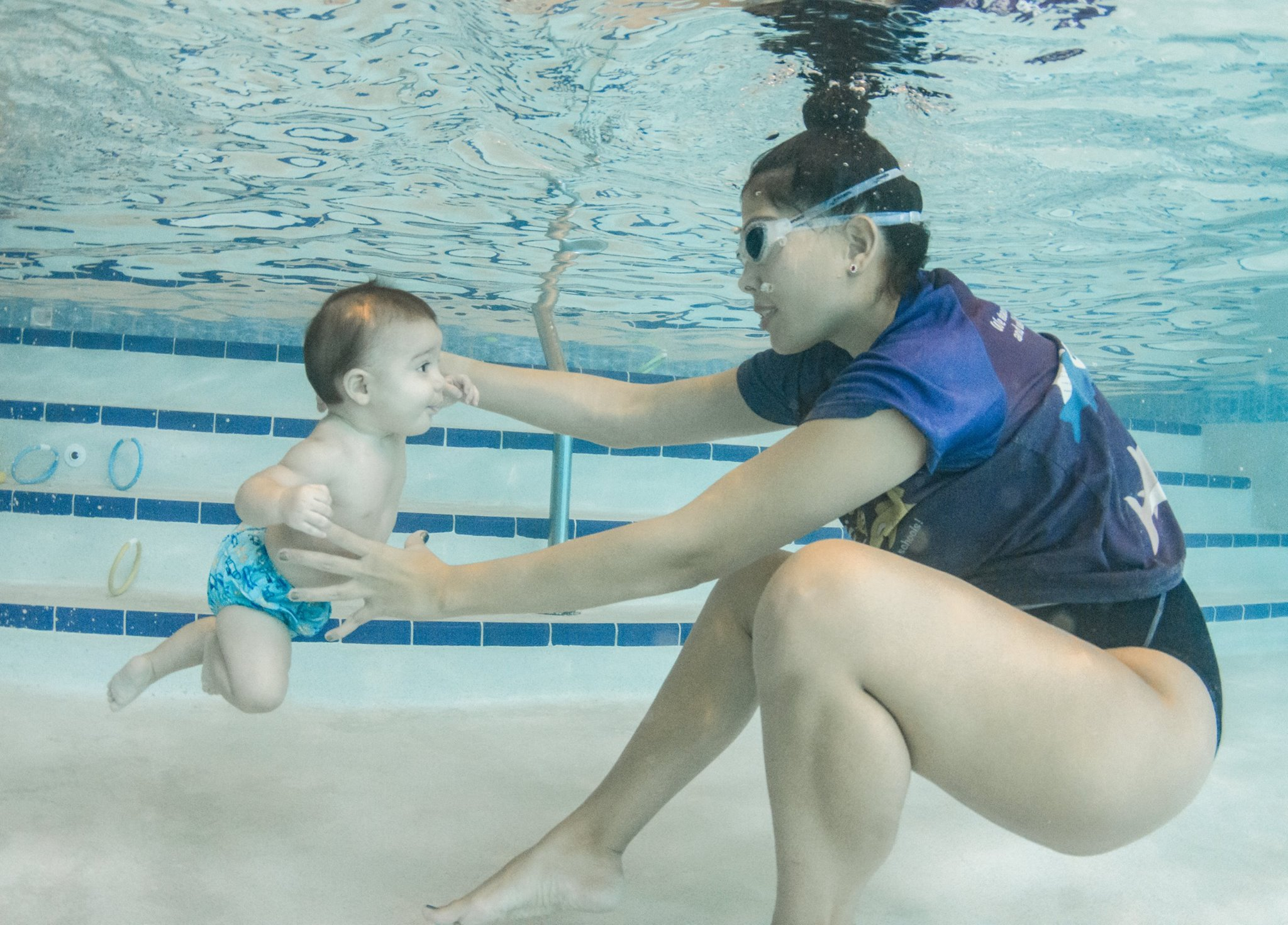 Tips for Getting Your Baby Ready For Swimming Lessons