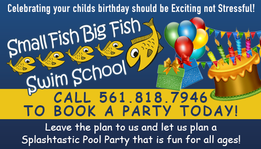 Splashtastic Birthday Party