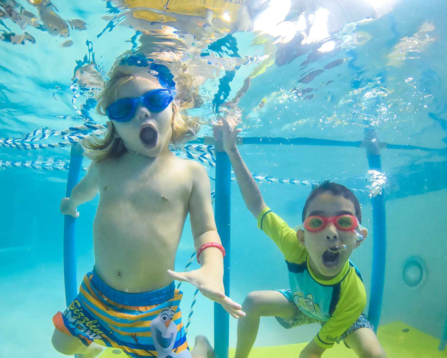 How Your Child Can Overcome Their Fear Of Water