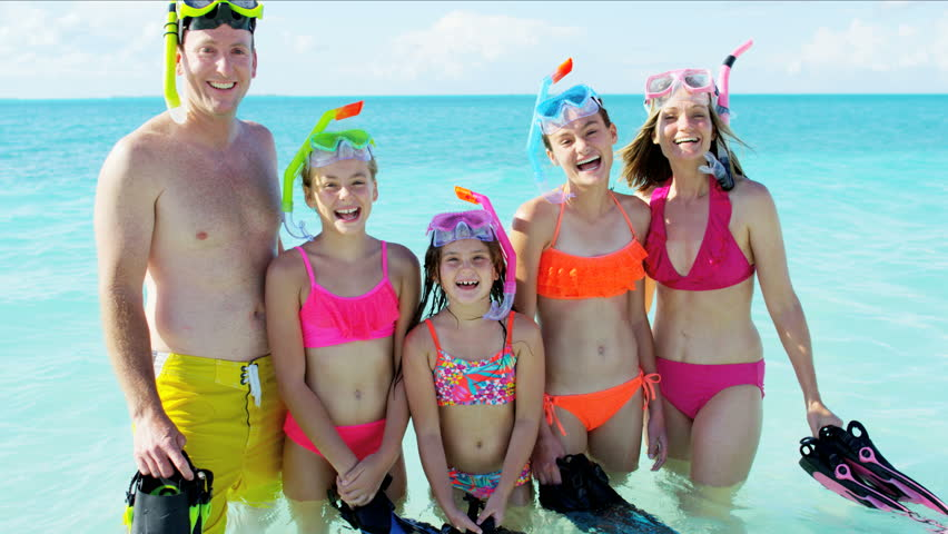 A Day at the Beach - Basic Safety Tips