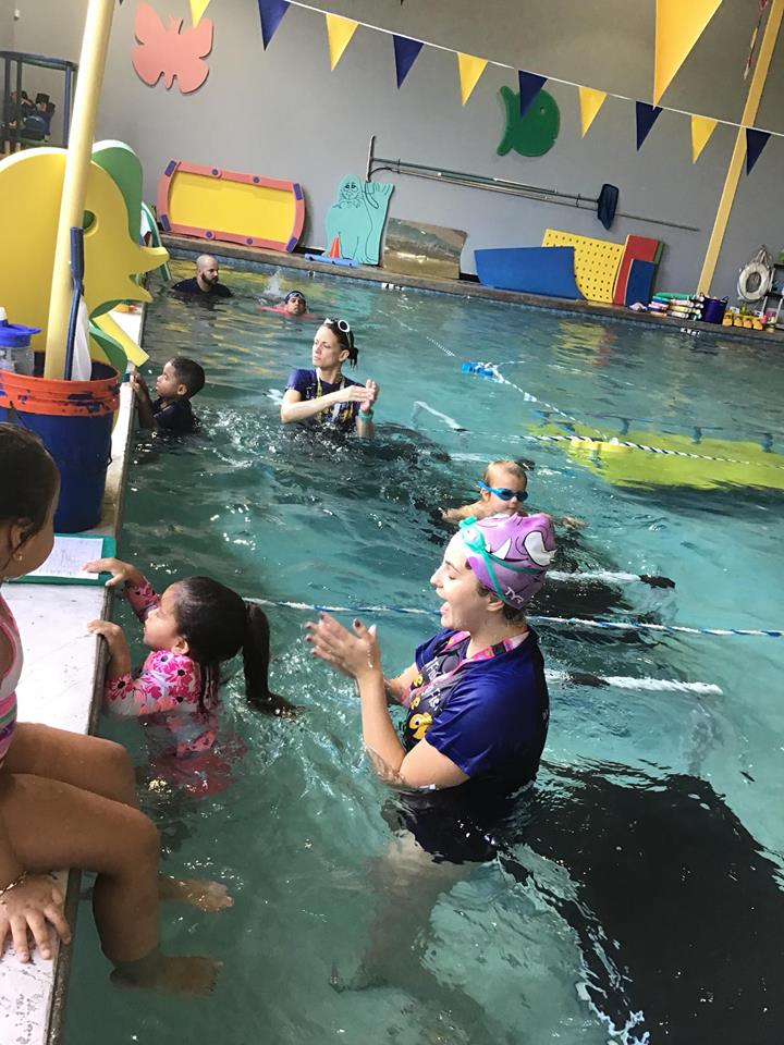 The Benefits Of Group Swimming Lessons