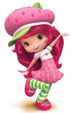 Strawberry Shortcake at Small Fish Big Fish Swim School: Sunday, November 11th